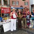 Am 16. Juli hat die Spendenaktion auf dem Leichhof in Mainz stattgefunden.
