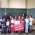 Am 15. Juli 2011 haben wir Mainzer Freunde für Japan e.V. an einer Sommer-Akademie in Ingelheim...
