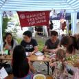 """Am 04.09.2011 haben wir an einem Fest """"das interkulturelles Fest"""" in Marienborn teilgenommen."""
