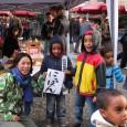 """Am 18.9 nahmen wir mit einem Stand zusammen mit ca 20 Nationen am von der Stadt Mainz veranstalteten """"Interkulturellen Fest"""" teil."""