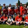 """An einem sommerlichen Samstag haben wir an einem Fussballturnier """"Euro J Cup 2013"""" teilgenommen."""