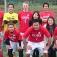 Wir haben die Mainzer Fußball Mini WM teilgenommen. サッカーミニワールドカップが行われ、私たちマインツ友の会は今年も日本代表として参加しました。
